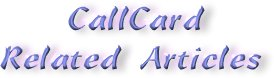 Callcard Related Articles